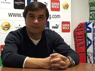 Paulo Fernandes espera grande dérbi