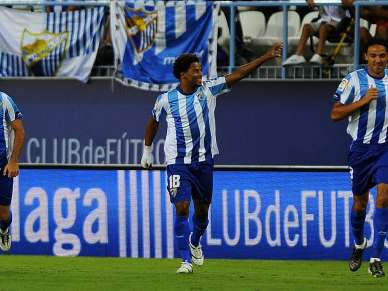 Málaga derrotado por Villarreal, com golo e expulsão de Eliseu