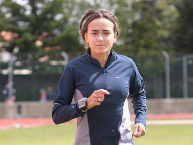 Inês Monteiro foi segunda classificada em Toledo