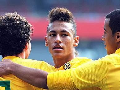 «Deixem o Neymar até ao Mundialito»
