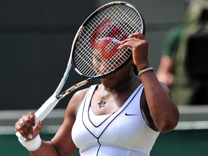 Serena Williams eliminada na segunda ronda
