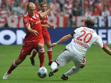 Robben pode voltar este sábado