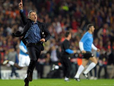 Imprensa madrilena contente por Mourinho