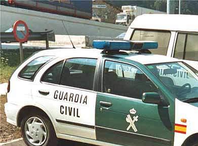 Guarda Civil Espanhola desmantela rede de doping
