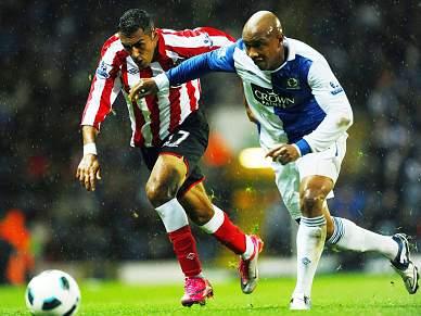 Blackburn Rovers e Sunderland fecham oitava jornada com empate a zero