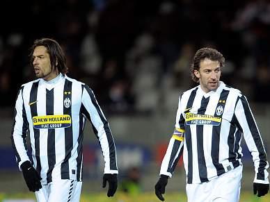 Juventus empata na recepção à Lázio