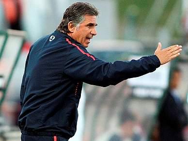 Carlos Queiroz vai treinar selecção do Irão