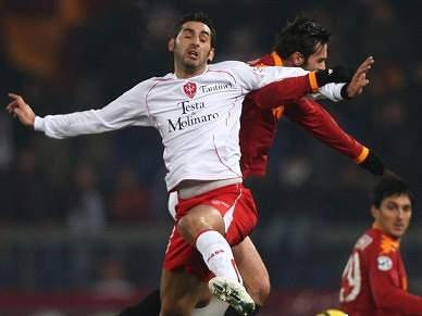 AS Roma bate Triestina e segue para os quartos-de-final