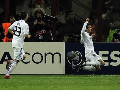 Pedro León evita derrota do Real Madrid