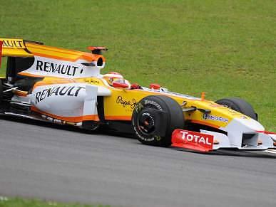 Alonso mais rápido, Button quinta marca