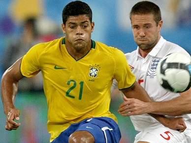 Hulk ambiciona a Copa América