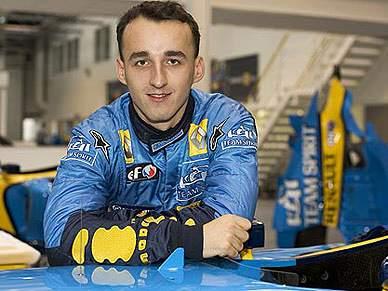 Kubica pergunta por co-piloto ao acordar
