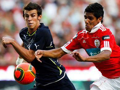 Jara e Menezes no Benfica; Paulo César no Sp. Braga