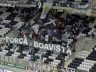 Boavista continua na luta pela promoção