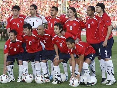 FIFA ameaça excluir selecção do Chile do Mundial 2010