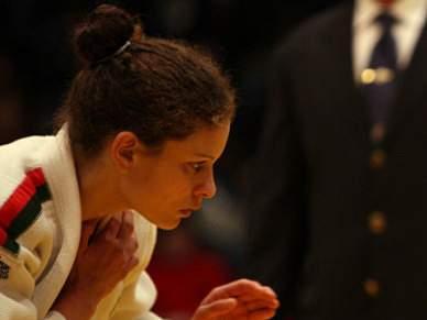 Leandra Freitas em 5º lugar no Europeu sub-23