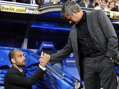 Barcelona reúne-se para analisar Mourinho