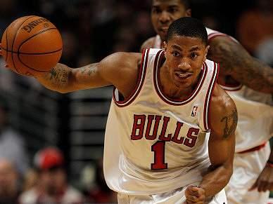 Bulls entram a vencer nos 'paly-offs'