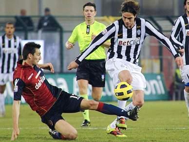 Matri salva Juventus