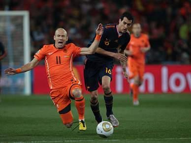 Holanda e Espanha adiam tudo para prolongamento