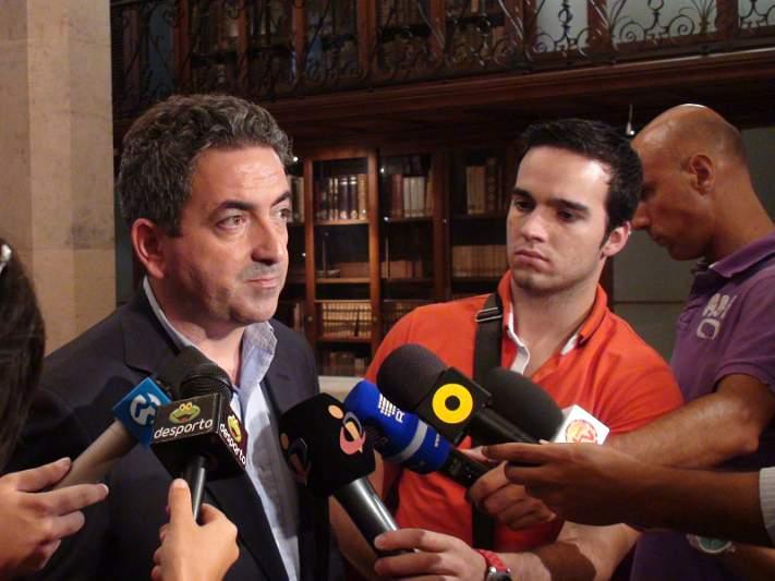 Sindicato de Jogadores reúne com Fernando Gomes