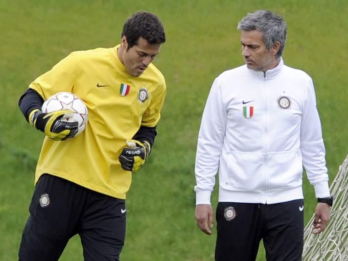 Júlio César «Mourinho fez história»