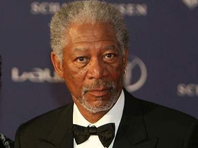 Morgan Freeman na final