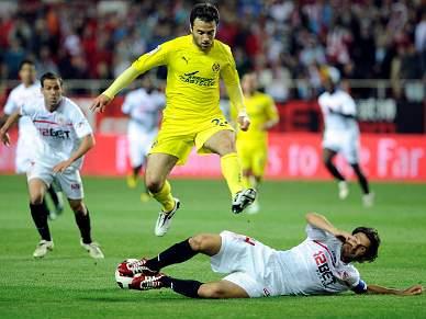 Villarreal batido em Sevilha antes do Dragão