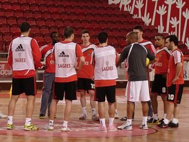 Benfica pode calhar ao Sporting