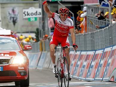 Francês vence 17.ª etapa do Giro de Itália