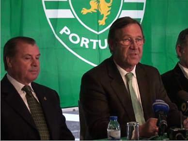 «O Sporting precisa de referências»