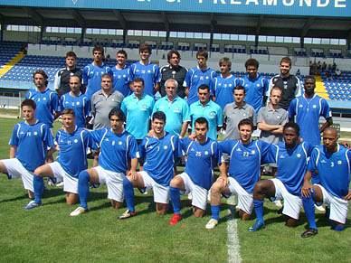 Freamunde satisfeito por receber líder Sp. Braga