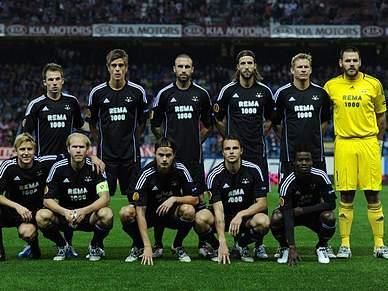 Rosenborg, invicto, conquista 22.º campeonato