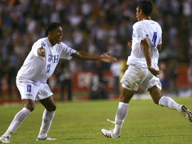 Honduras no Mundial
