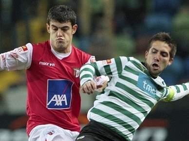 Sporting de Braga recebe o Sporting a 29 de Janeiro