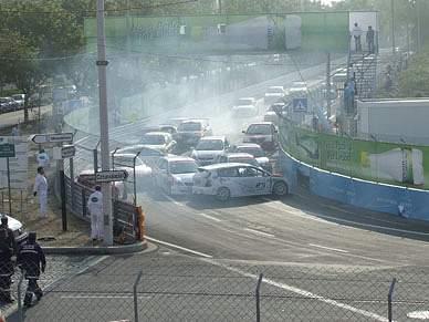 A crise não entra no paddock do Circuito da Boavista