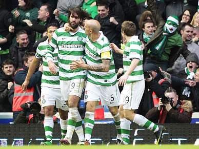 Sevilha ganha, Glasgow Rangers perde