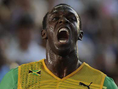 Usain Bolt só volta em Outubro