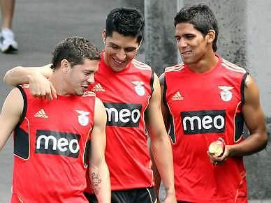 Benfica disputa hoje primeiro jogo de pré-temporada