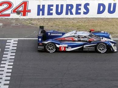 Audi vence, Lamy em Peugeot faz segundo