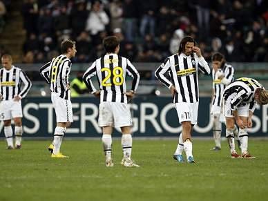 Agravadas sanções à Juventus por comportamento racista dos adeptos