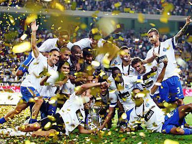 FC Porto foi a 10ª melhor equipa em 2010