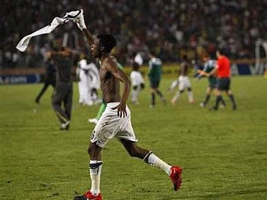 Addy chamado à selecção do Gana