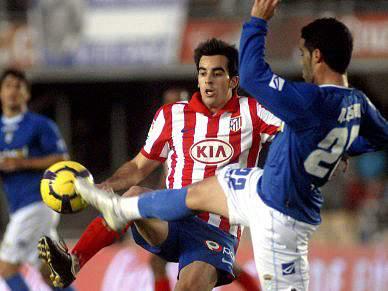 Atletico Madrid vence Xerez por 2-0