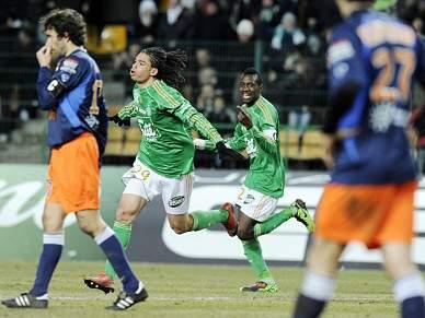 Montpellier falha assalto à liderança