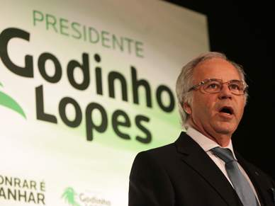 Godinho Lopes reitera que só anuncia treinador «no momento certo»