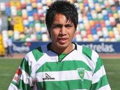 Diego Navarro suspenso por um ano