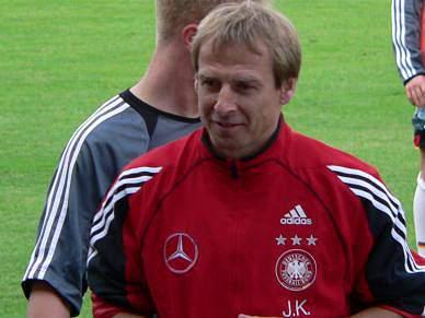 Klinsmann pode suceder a Hogdson