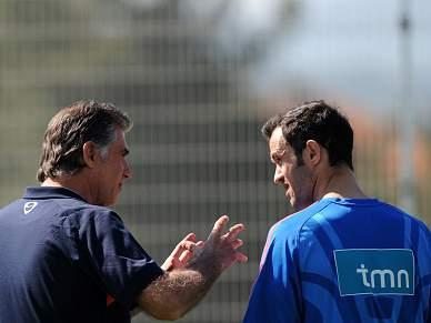 Ricardo Carvalho é o novo capitão