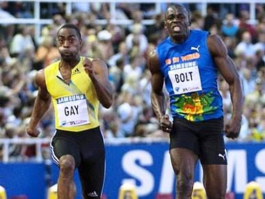 Bolt não compete mais esta temporada